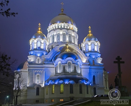 Свято-Успенский Храм г. Аксай - Главная