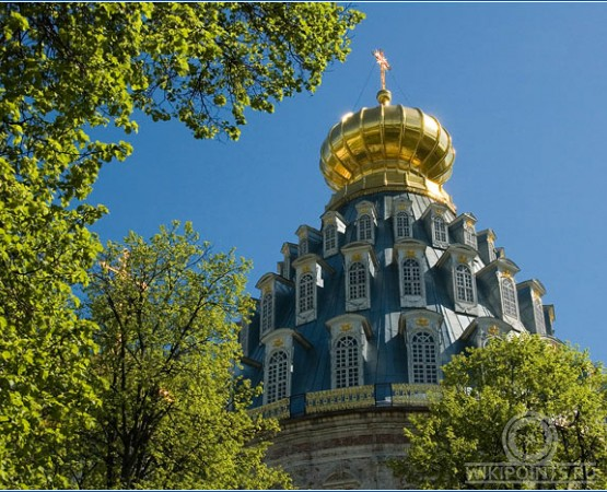 иерусалимский монастырь в истре приход